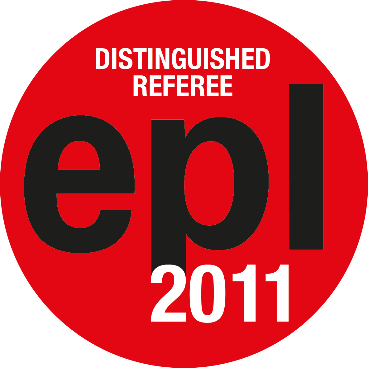 EPL Distinguished Referees 2011
