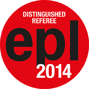 EPL Distinguished Referees 2014