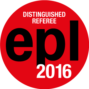 EPL Distinguished Referees 2016